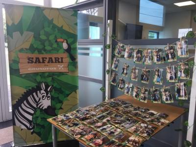 Día del niño: ¡Safari en la oficina!
